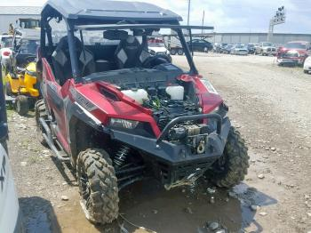 Salvage Polaris Sidebyside